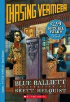 Book cover Chasing Vermeer by Blue Balliett and Brett Helquist